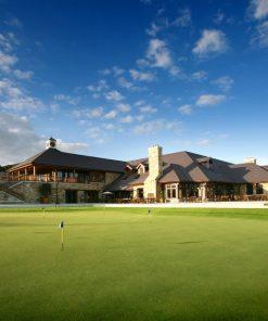 Dun Laoghaire Golf Club.