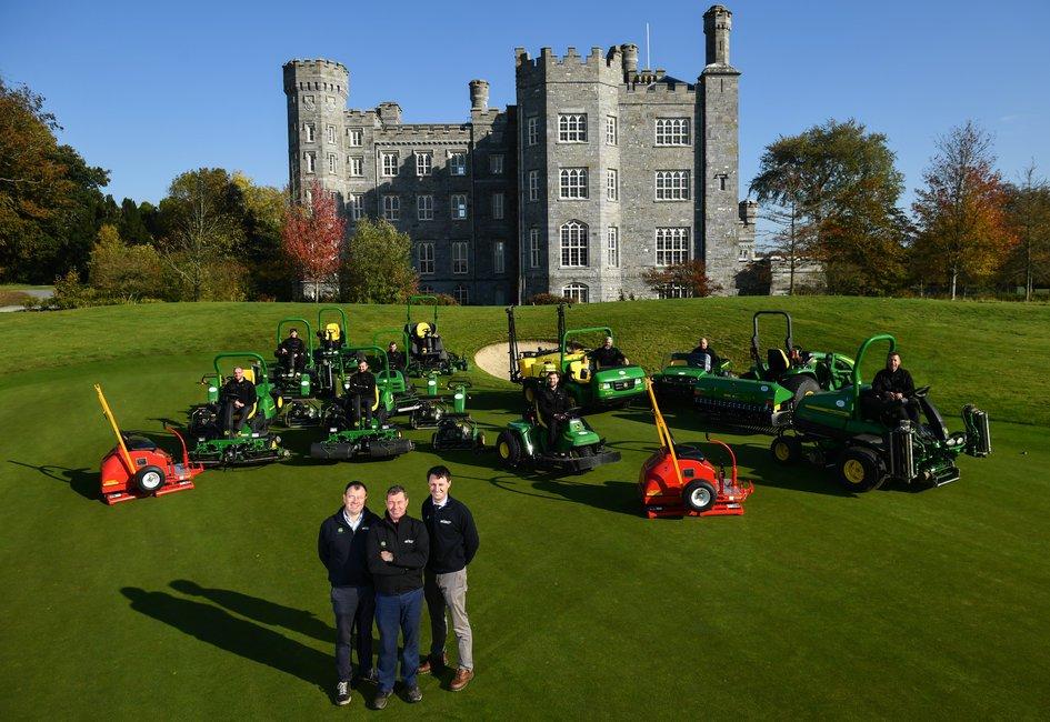 Killeen Castle Golf Club